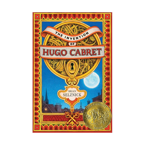 [2008 칼데콧] The Invention of Hugo Cabret (Hardcover)