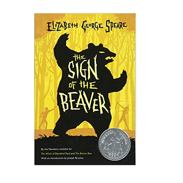 [1984년 뉴베리] The Sign of the Beaver (Paperback)