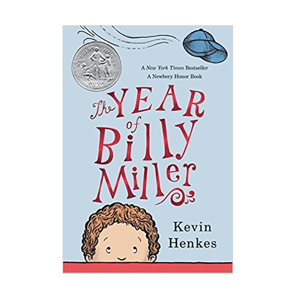 [모닝캄 2014-15] The Year of Billy Miller (Paperback, 2014 Newbery)