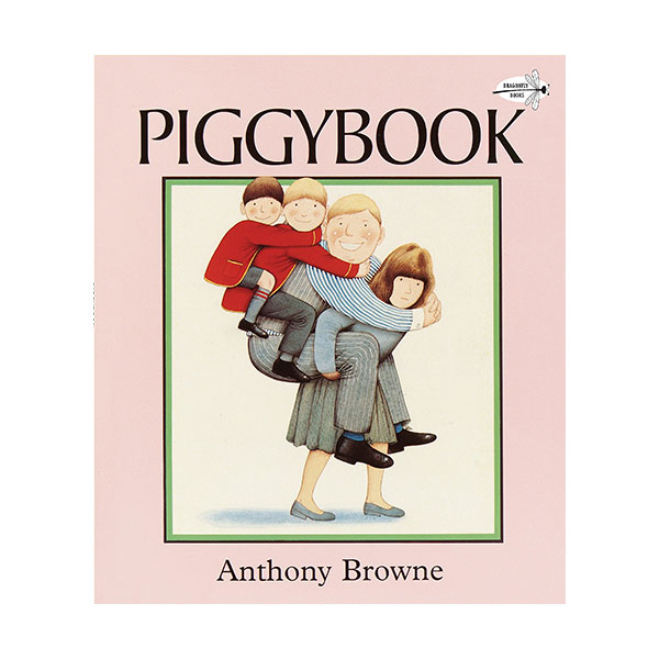 [베스트★] Anthony Browne : Piggybook (Paperback)